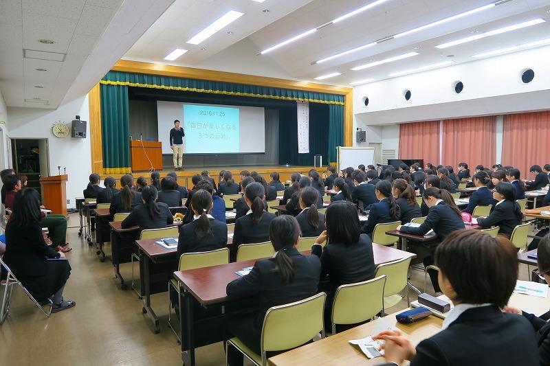中村さんの講演