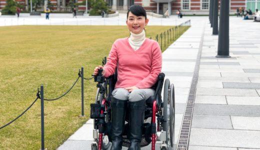 織田友理子|みんなでつくるバリアフリーマップ「WheeLog!」で車いすユーザーの悩みを浅く、短く