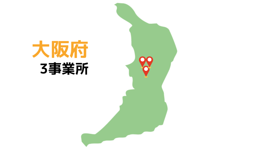 ココルポート 大阪 事業所